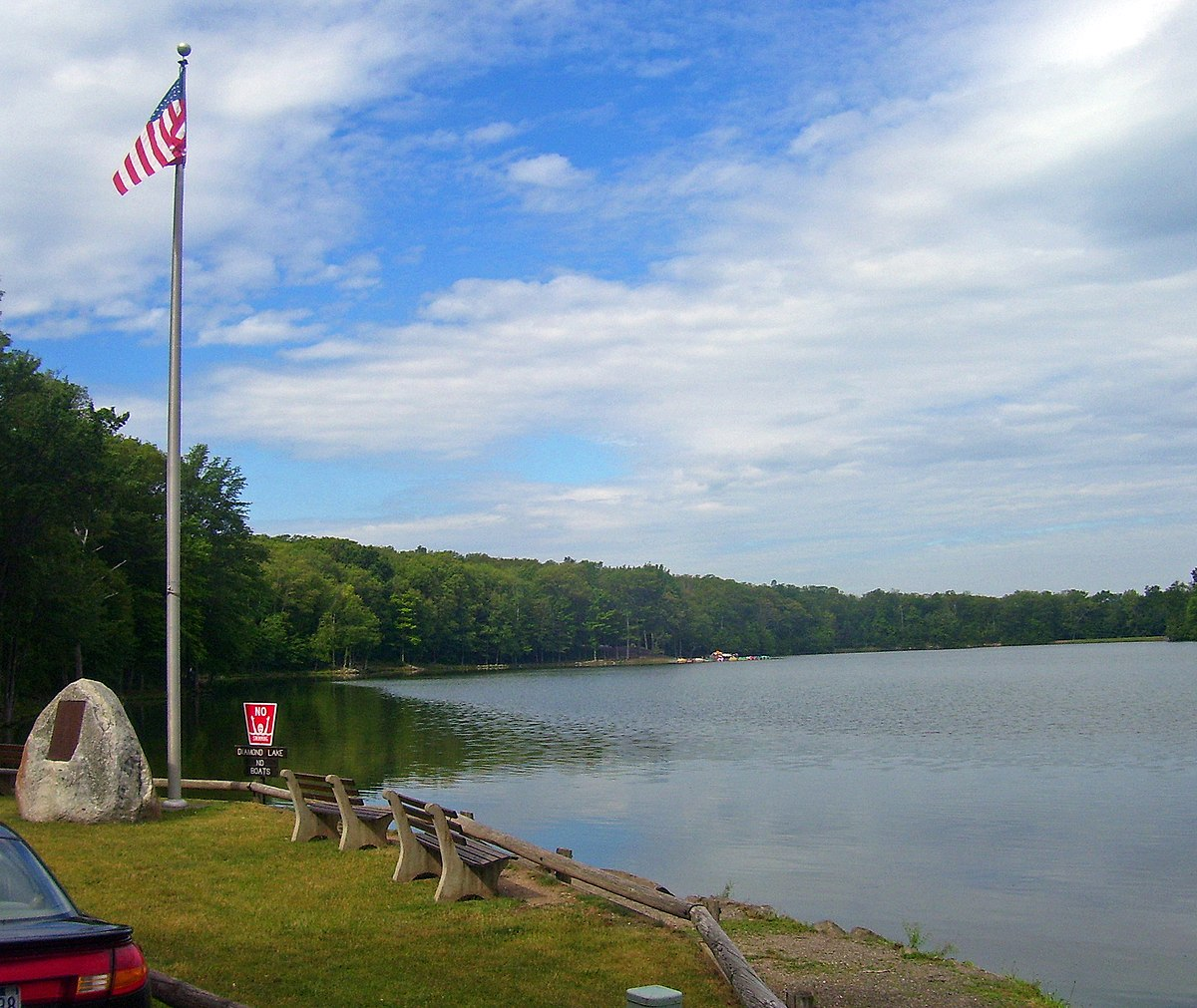 Campground Diamond: Winding Hills Park