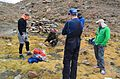 Dibyendu Nandi with the British and American climbers WTK20150920-DSC 4366.jpg