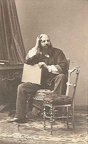 Charles Didier (writer) - Image: Didier Charles