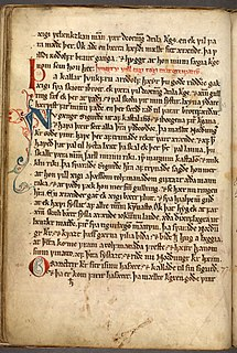 <i>Þiðreks saga</i> literary work