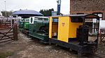 Diesel locomotive Caravan 36 of Leighton Buzzard Light Railway.JPG