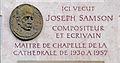 Dijon plaque commémorative Joseph SAMSON.jpg
