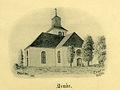 Dimbo kyrka 1894 (Ernst Wennerblad 1902).jpg