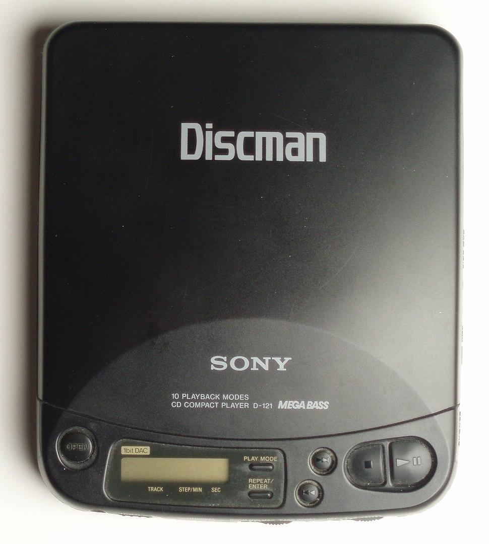 Discman D121