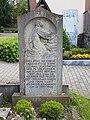 Dittigheim Kulturdenkmal 56 Grabstein Schwester Luziana Grathwohl - 1.jpg