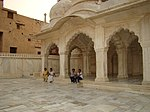 Agra Fort: Diwan-i-Khas or Private Hall of Audience