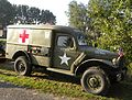 Dodge WC-54 at Crash 40-45 museum during the Red Ball Express event 2.jpg