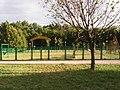 Dog playground in Moscow (Moskvorechye-Saburovo district).jpg