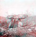 Dolmen du Mas d'Azil (en version anaglyphe) - Fonds Trutat - MHNT.PHa.1018.06.09.jpg