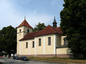 Dolní Cerekev - Church of Saint Mary Magdalene