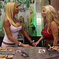 Donna Doll at 2007 AEE Friday 3.jpg