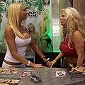 Donna Doll at 2007 AEE Friday 3.jpg