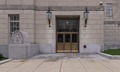 Doorway, Federal Building and U.S. Court House, Peoria, Illinois LCCN2013634281.tif