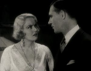 The Ruling Voice - Doris Kenyon and Walter Huston in The Ruling Voice