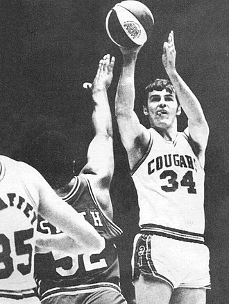 Doug Moe - Moe during his ABA career