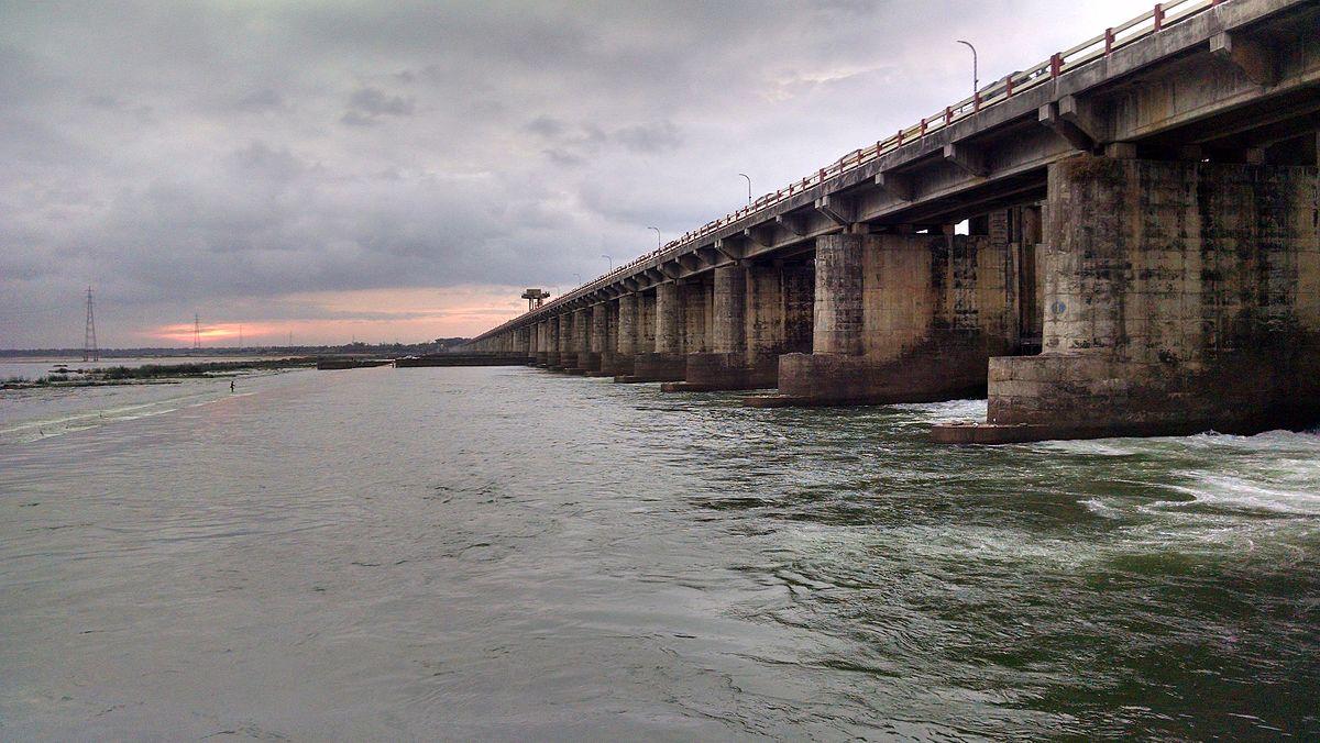 Image result for dowleswaram bridge