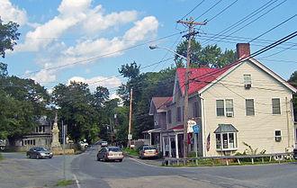 Beaverdam Lake–Salisbury Mills, New York - Downtown Salisbury Mills