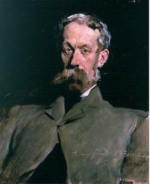 Robert Farquharson (politician) - Dr. Robert Farquharson of Finzean (1875-1899), John Singer Sargent, 1881