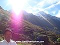 Dr Nagraj Rajgopal with miracle divine light at Himalayas.jpg