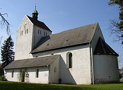 Church in Weidenhain
