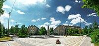 Drujba square, Dimitrovgrad, Bulgaria.jpg