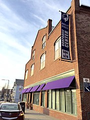 Dudley Street Initiative Building
