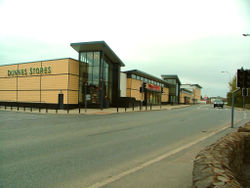 Dunnes Stores in Ashbourne, County Meath