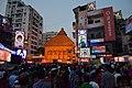 Durga Puja Pandal - Ekdalia Evergreen - Ekdalia Road - Kolkata 2013-10-11 3312.JPG
