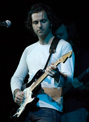 Dweezil Zappa in Denmark with Zappa Plays Zapp...