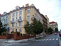 Dykova 35 - 33, Chorvatská 11 - 17.jpg