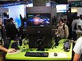 E3 2011 - Razer booth (5822107715).jpg
