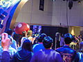E3 2011 - shooting live on the G4 TV stage (5822125089).jpg