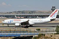EC-KTG - A332 - Air Europa