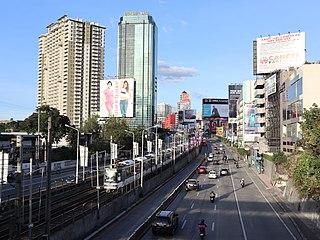 EDSA Limited-access circumferential highway around Metro Manila