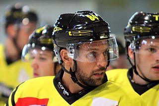 Dragan Umicevic Swedish ice hockey player