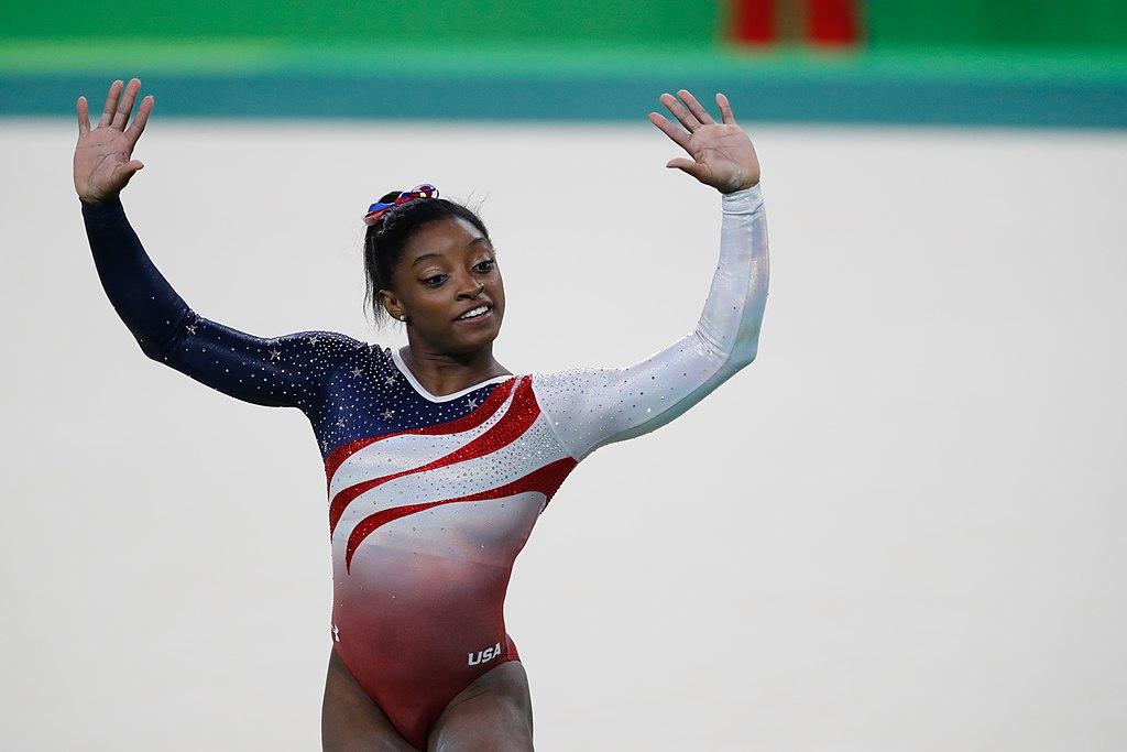EUA levam ouro na ginástica artística feminina; Brasil fica em 8º lugar (28262785214)