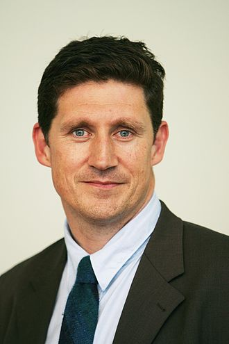 European Green Party - Eamon Ryan former Minister of Climate Action and Environement of Ireland