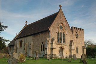 East Challow village and civil parish in Vale of White Horse district, Oxfordshire, England