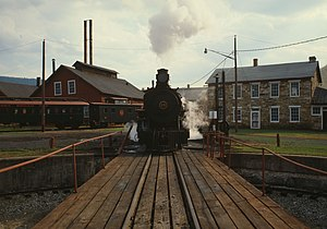 English: East Broad Top Railroad & Coal Compan...