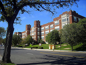District of Columbia Public Schools - Eastern High School, Kingman Park