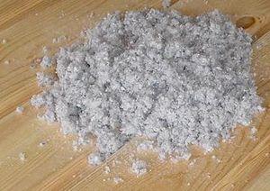 Cellulose insulation - Cellulose insulation