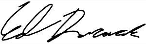 Ed Darack - Image: Ed Darack signature