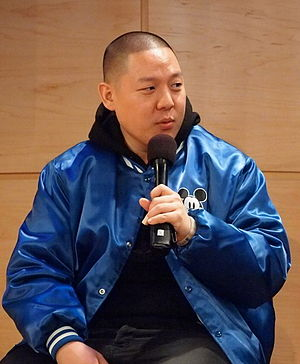 Eddie Huang - Huang in New York City, 13 January 2013