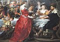 Edinburgh NGS Rubens feast of Herod.JPG