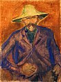 Edvard Munch - Man with Straw Hat.jpg