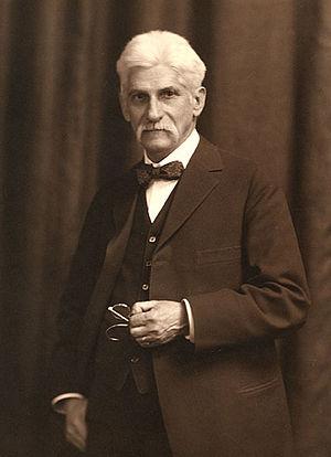 Edward Asahel Birge - E. A. Birge in 1918