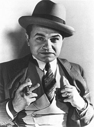 Mafia film - Little Caesar (1931)