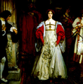 Edwin austin abbey - who is Sylvia - What is she, that all the swains commend her.png