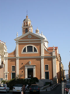 Roman Catholic Diocese of Ajaccio diocese of the Catholic Church