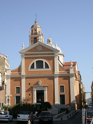 Roman Catholic Diocese of Ajaccio - Ajaccio Cathedral